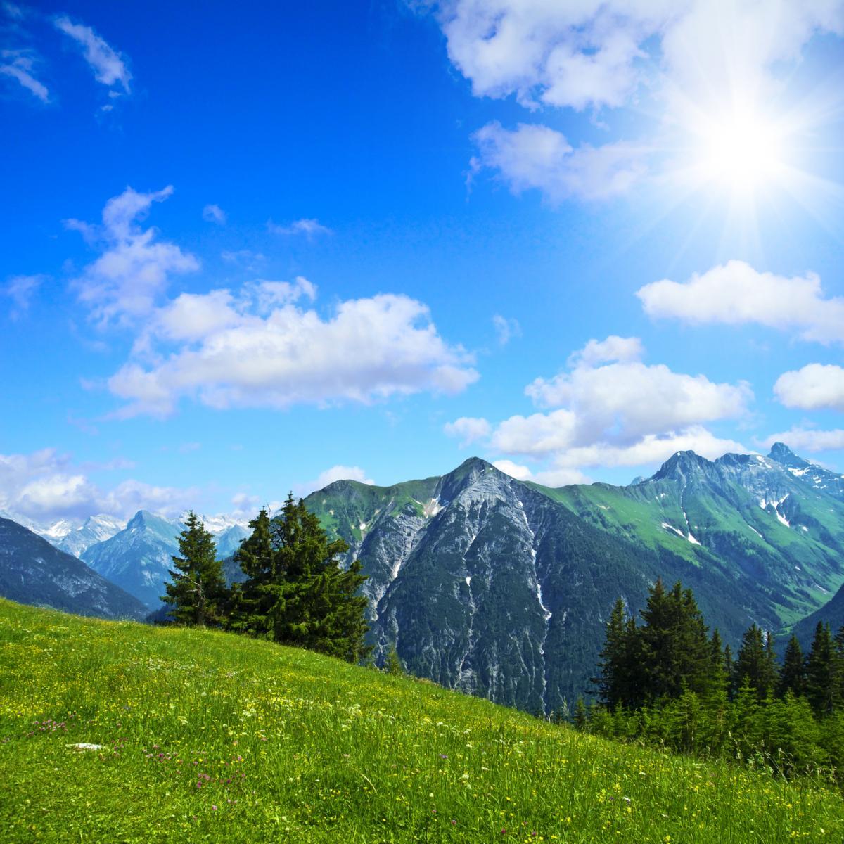 L'été à la montagne… ça vous gagne !