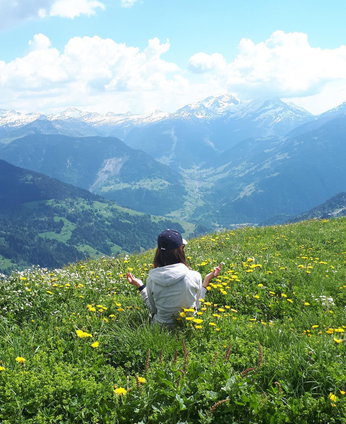Les bienfaits de la marche en montagne