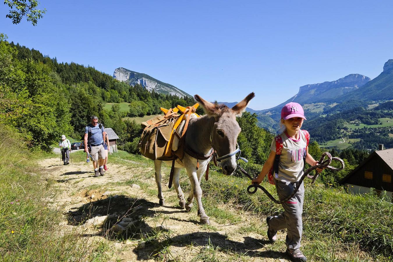 Mini-aventures dans le Parc naturel régional de Chartreuse