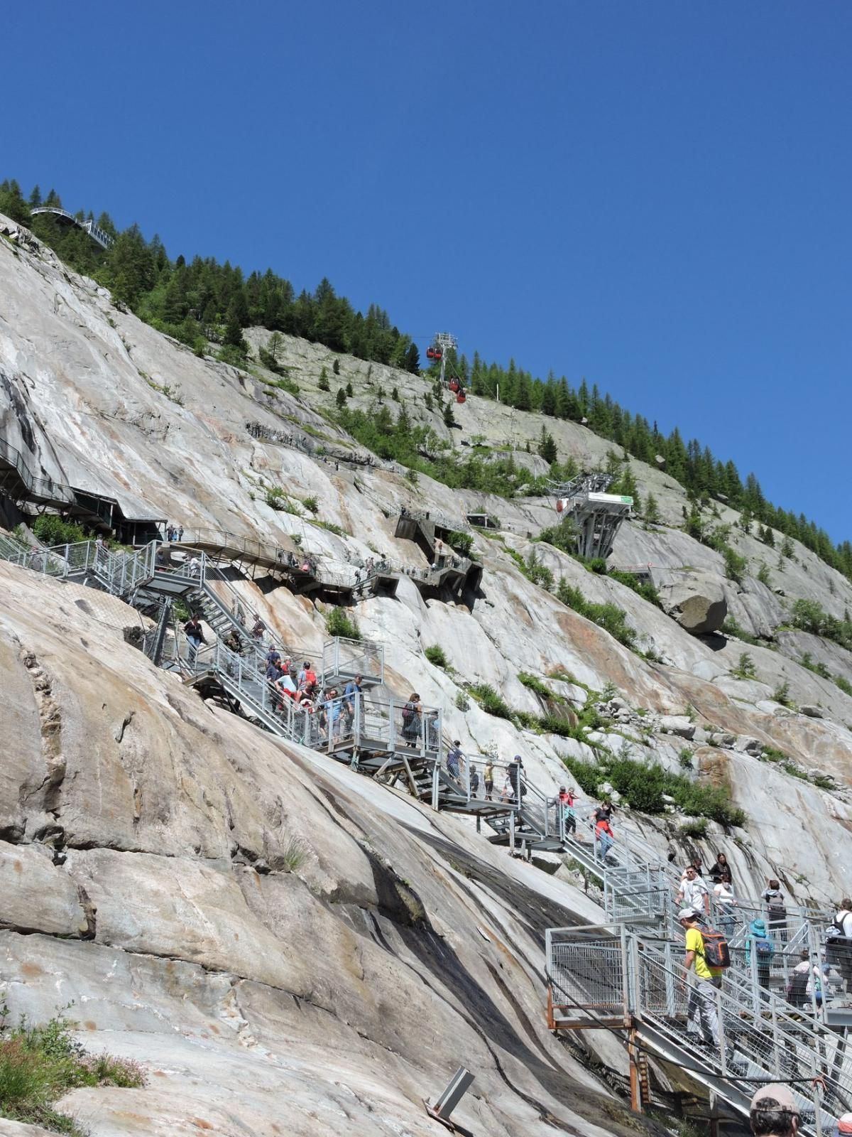 Que faire à Chamonix en été ?