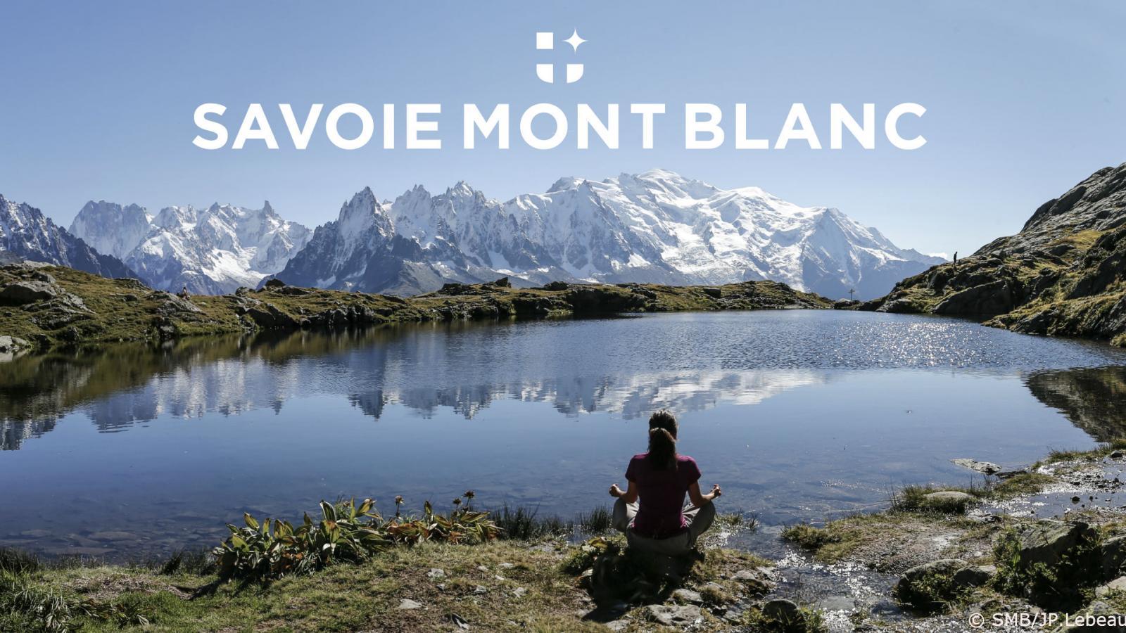 Savoie Mont Blanc = la destination bien-être de vos vacances !