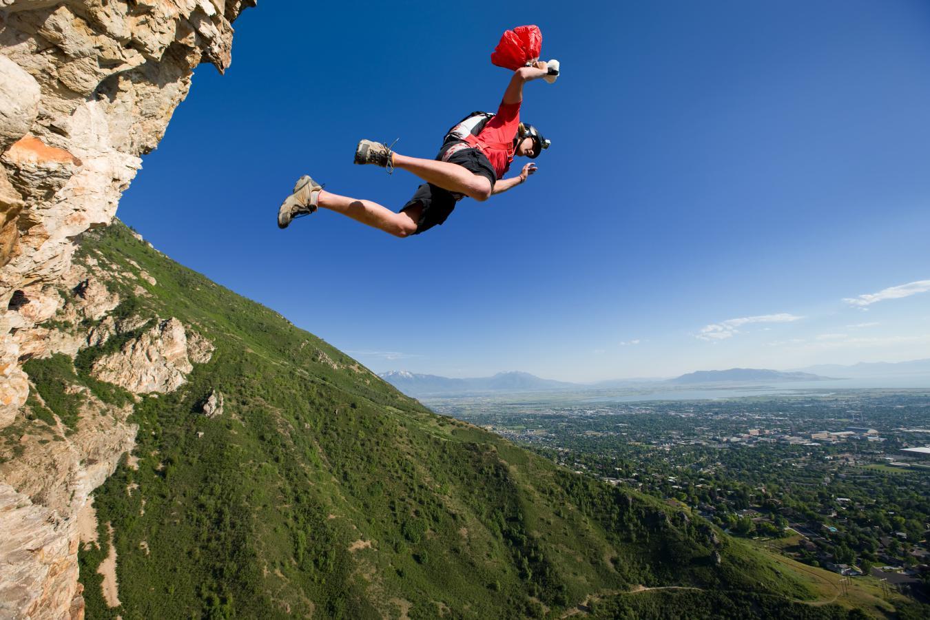 Top 5 des sports extrêmes en montagne l'été