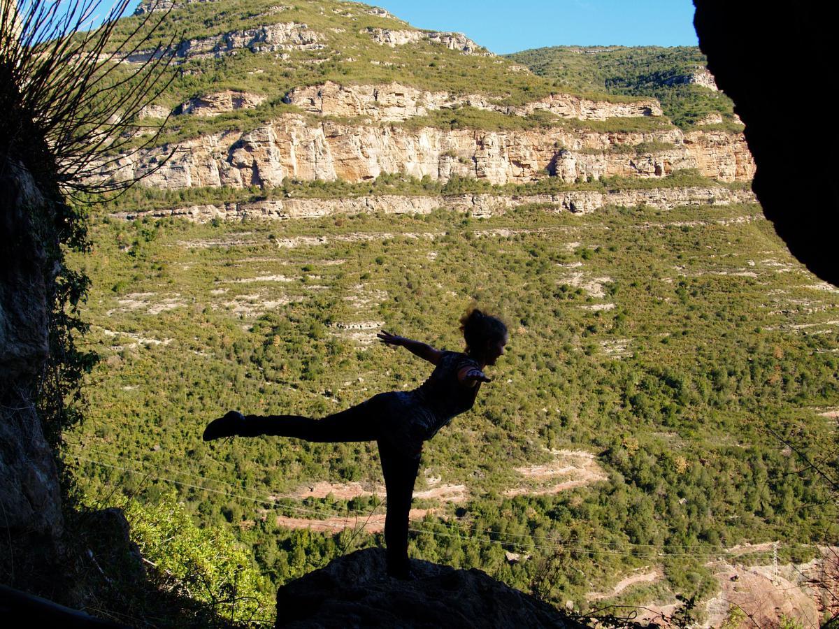 Yoga en montagne : le bien-être en altitude