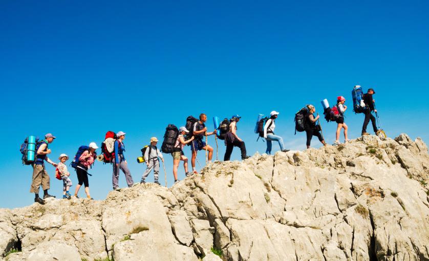 1 français sur 3 passe ses vacances à la montagne