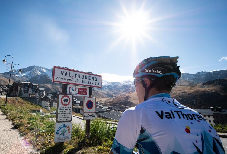 20ème étape du Tour de France à Val Thorens