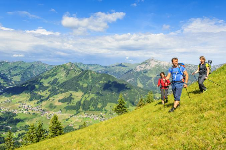 Comment fonctionne le balisage des sentiers de randonnée ?