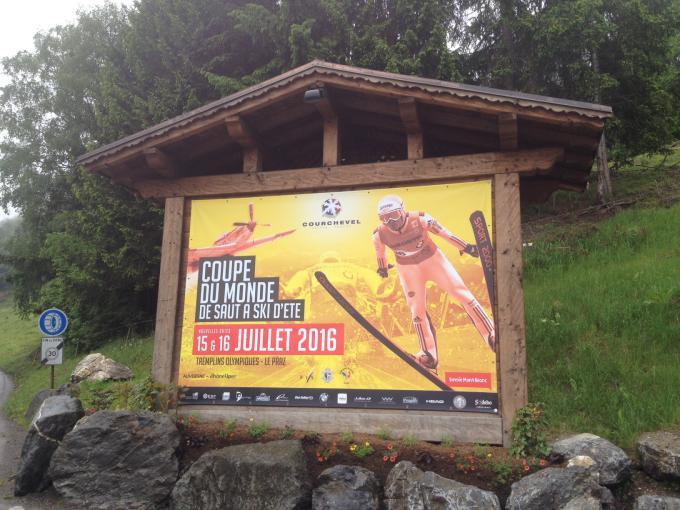 Coupe du monde de saut à ski d'été