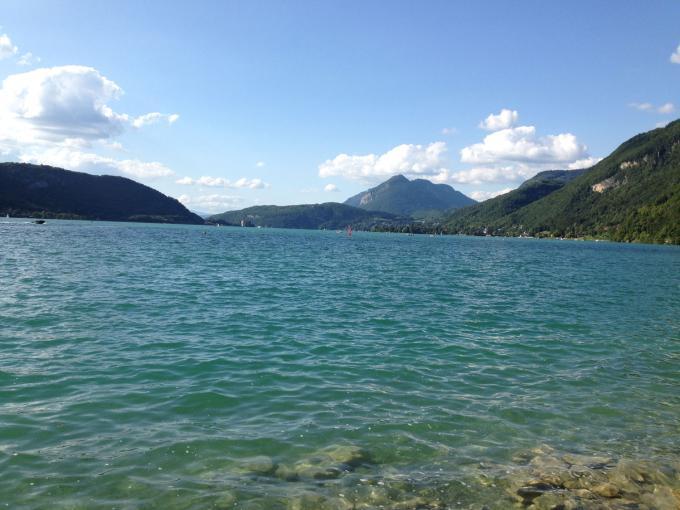 Les lacs baignables en montagne !