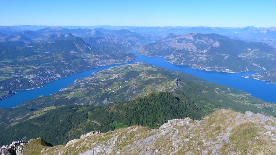 Les stations proches du Lac de Serre Ponçon
