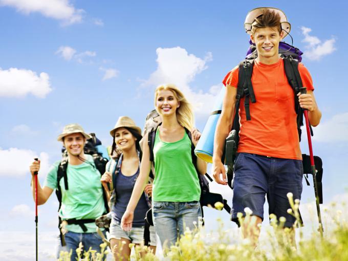 Les vacances d'été à la montagne séduisent les jeunes