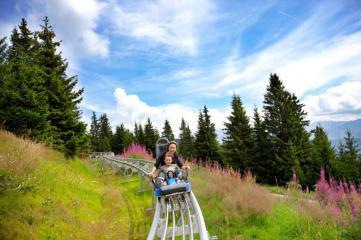 Les attractions atypiques en montagne