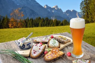 Les recettes estivales à la montagne