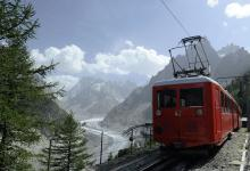 Les Trains à Crémaillère au cœur des montagnes