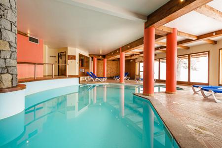 Location de luxe peisey vallandry avec montagne - Residence de luxe montagne locati ...