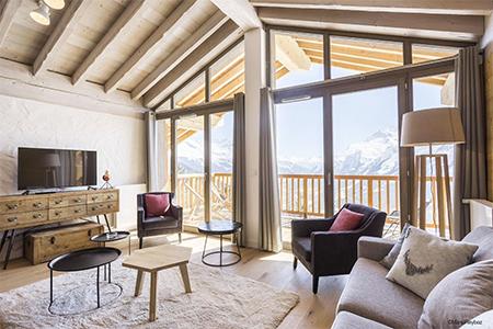 Prestige Résidence le Hameau de Barthélémy - La Rosière - Alpes du Nord