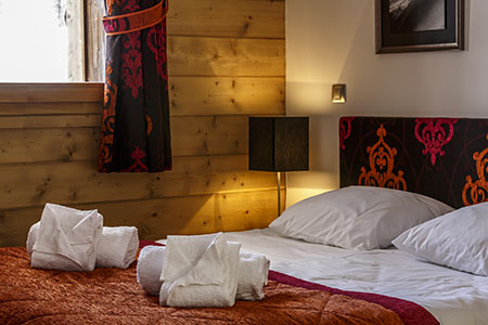Prestige Résidence les Balcons Etoilés - Champagny-en-Vanoise - Alpes du Nord