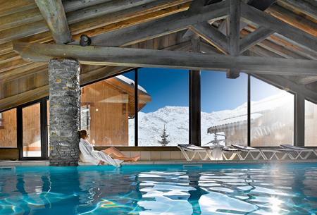 Prestige Résidence P&V Premium les Alpages de Reberty - Les Menuires - Northern Alps
