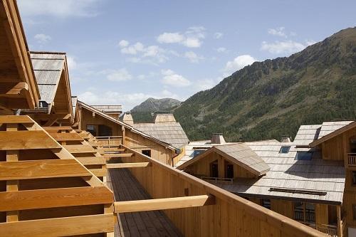Location au ski Anova Hotel & Spa - Montgenèvre - Extérieur été