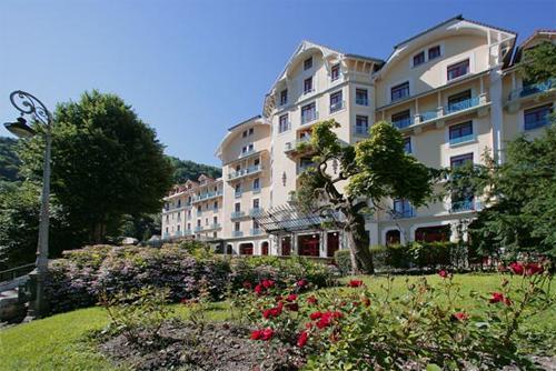 Location Appart'hotel Le Splendid été