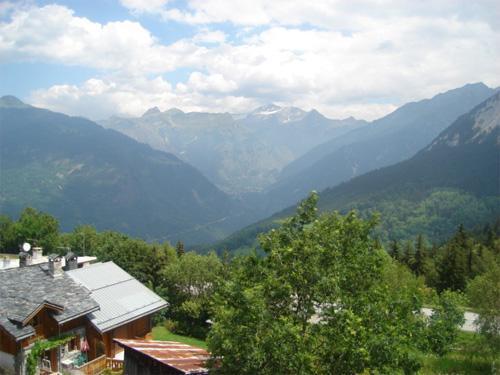 Location au ski Chalet mitoyen 5 pièces 8-10 personnes - Chalet Diana - Courchevel - Extérieur été
