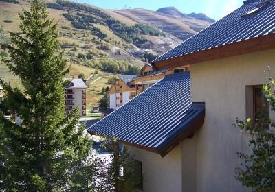 Location au ski Chalet Erika - Les 2 Alpes - Extérieur été