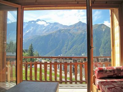 Location au ski Chalet duplex 5 pièces 12 personnes - Chalet Pierra Menta - Peisey-Vallandry - Extérieur été