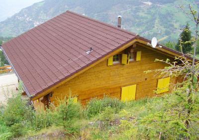 Location au ski Chalet Quatre Vallees - La Tzoumaz - Extérieur été