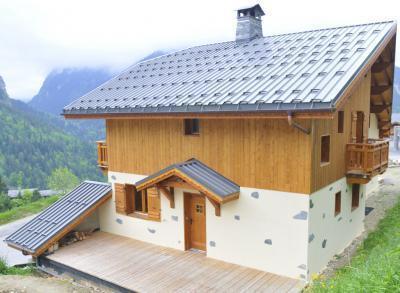 Location au ski Chalet quadriplex 5 pièces 8 personnes - Chalet Rosa Villosa - Champagny-en-Vanoise - Extérieur été