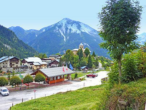 Location au ski Chalet duplex 3 pièces 6 personnes - Chalet Tavel - Champagny-en-Vanoise - Extérieur été