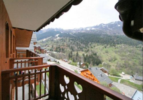 Location au ski Appartement duplex 8 pièces 15 personnes (DHA) - Chalet Vallon - Méribel - Extérieur été