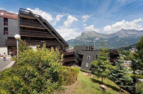 Location Hotel Club Mmv Monte Bianco été