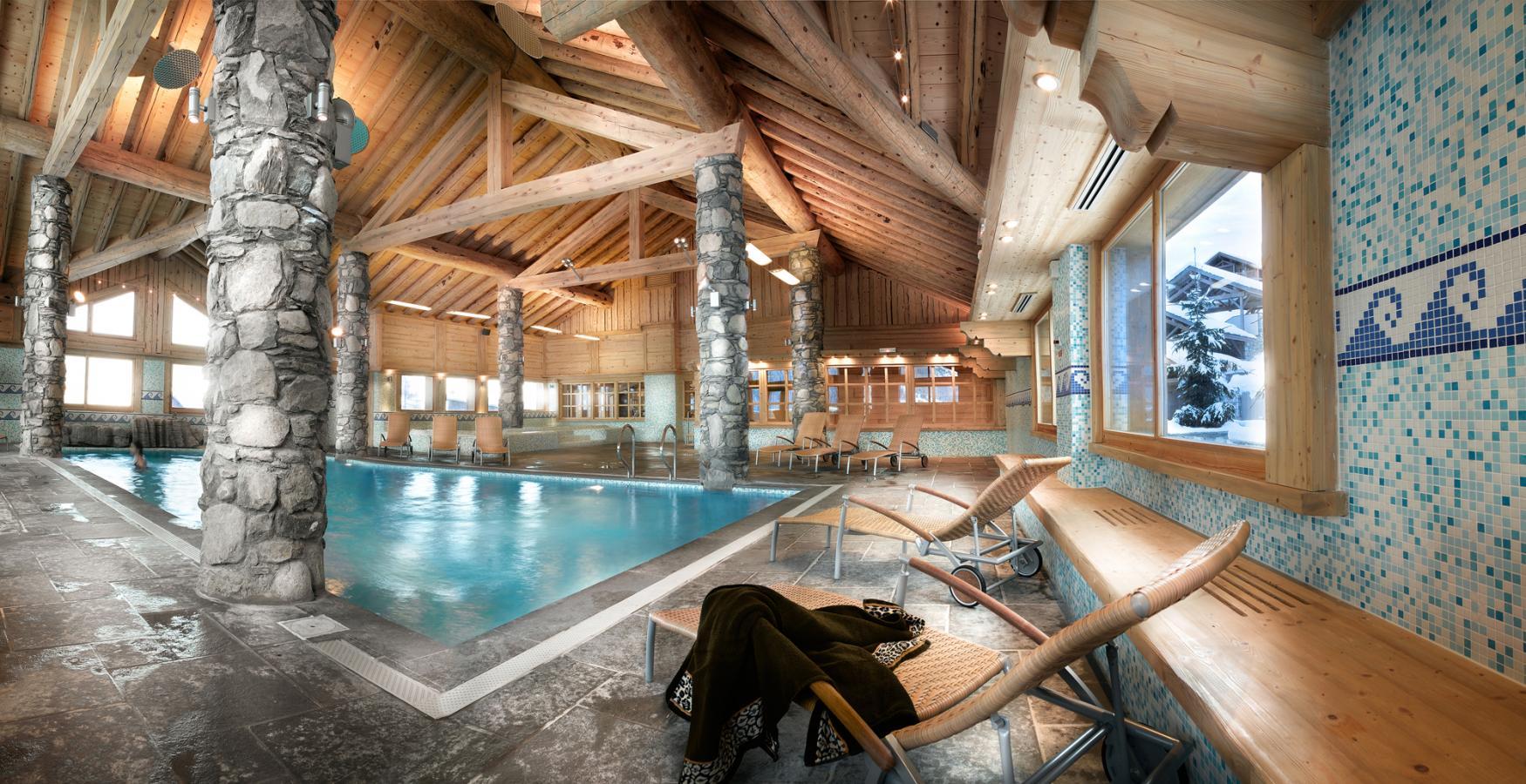 Location de prestige en montagne for Location luxe vacances
