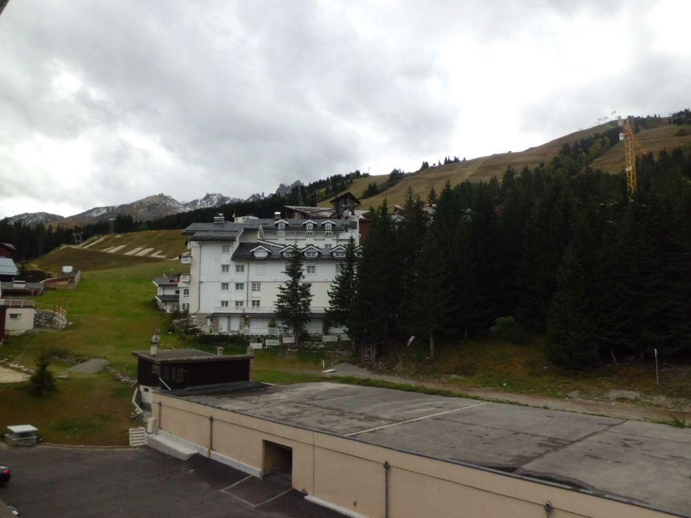 Location au ski Appartement 3 pièces cabine 5 personnes (602) - La Residence Foret Du Praz - Courchevel - Extérieur été