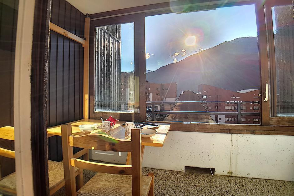 Location au ski Studio cabine 4 personnes (224) - La Residence Le Sorbier - Les Menuires - Extérieur été