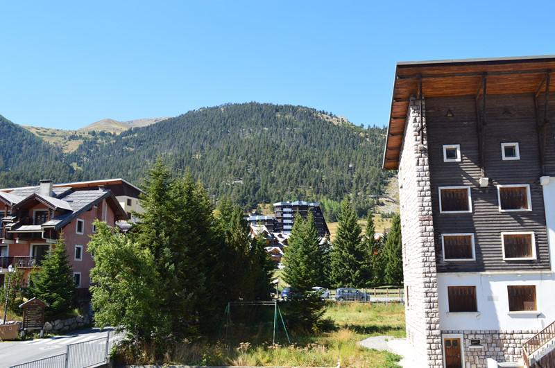 Location au ski Appartement 2 pièces 4 personnes (NG 15) - La Residence Neige Et Golf - Montgenèvre - Extérieur été