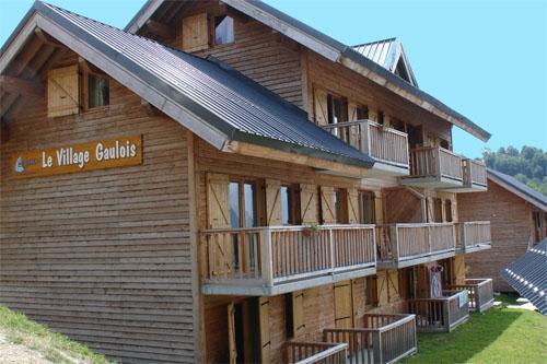 Location Le Village Gaulois été