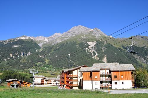 Location au ski Les Balcons De La Vanoise - Termignon-la-Vanoise - Extérieur été