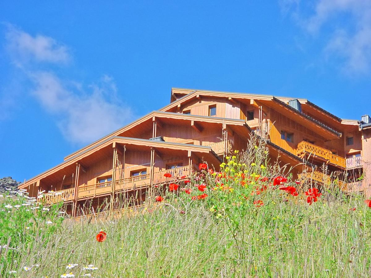 Rental Holidays Mountain Val Thorens Les Balcons De Val Thorens