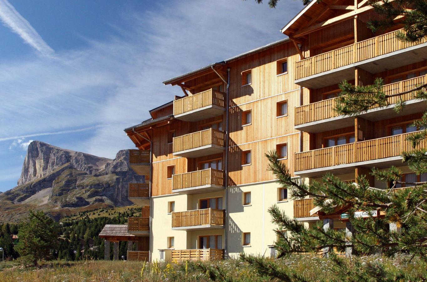 Locazione Les Chalets Superd estate