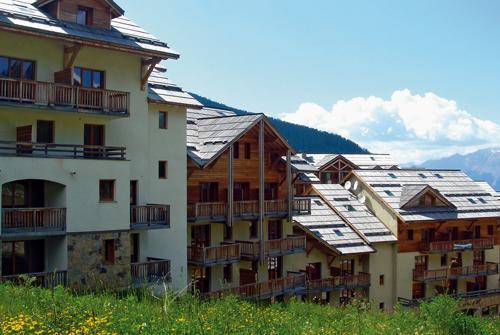 Location Les Terrasses Du Soleil D'or été