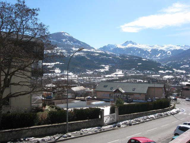 Location au ski Studio 2 personnes (11) - Residence Campanules - Les Orres - Extérieur été