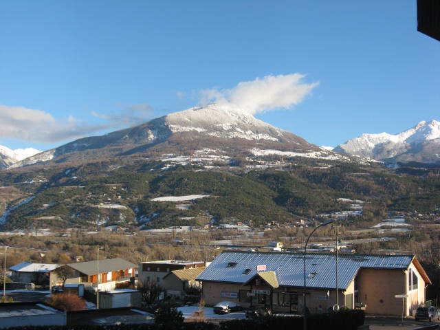 Location au ski Studio cabine 4 personnes (14) - Residence Campanules - Les Orres - Extérieur été