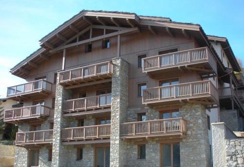 Location au ski Residence Chalet Le Clos D'aussois - Aussois - Extérieur été