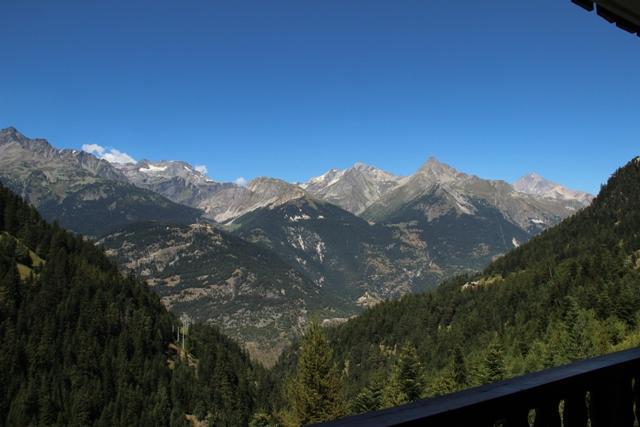 Location au ski Studio coin montagne 4 personnes (38) - Residence Chaviere - Valfréjus - Extérieur été