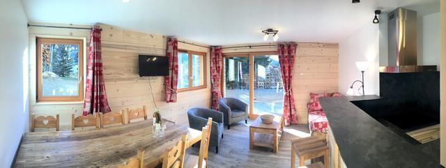 Location au ski Appartement 4 pièces 8 personnes (006) - Residence Cheneviere - Val Cenis - Extérieur été