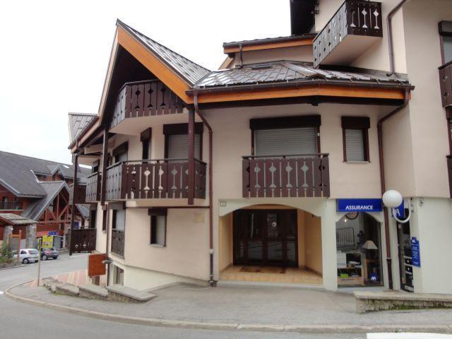Location au ski Studio coin montagne 5 personnes (207) - Residence Cintra - Les Carroz - Extérieur été