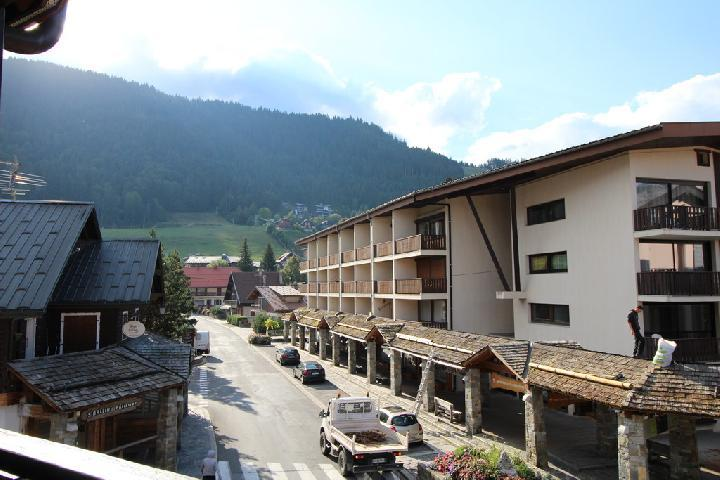 Location au ski Appartement 2 pièces 4 personnes (202) - Residence Cintra - Les Carroz - Extérieur été