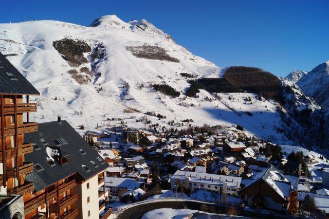 Location au ski Appartement 3 pièces 6 personnes (21) - Residence Flocon D'or - Les 2 Alpes - Extérieur été