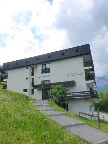 Location au ski Studio 2 personnes (3409) - Residence Gentianes - Peisey-Vallandry - Extérieur été
