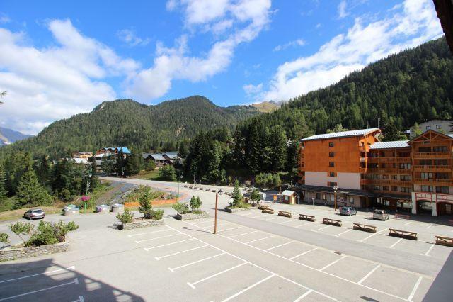 Location au ski Appartement 3 pièces cabine 10 personnes (08) - Residence Grand Argentier - Valfréjus - Extérieur été